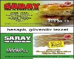 SARAY KIR PİDESİ VE BÖREK SALONU