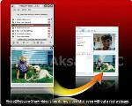 Video2Webcam v3.2.6.6 MSN'de avatar yerine video koyma